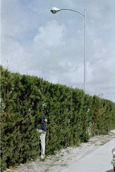 Vivian Maier, ' Man in bush (VM19XXZ06928-20-MC )'