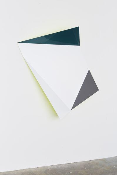 Rana Begum, 'No. 730 L Fold', 2017