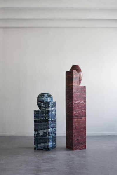 Hilda Hellstrom, 'The Inside I (Red)', 2019