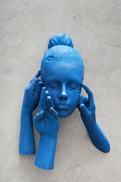 Willy Verginer, 'La bocca che la mia mano sceglie (The Mouth That My Hand Chooses)', 2019