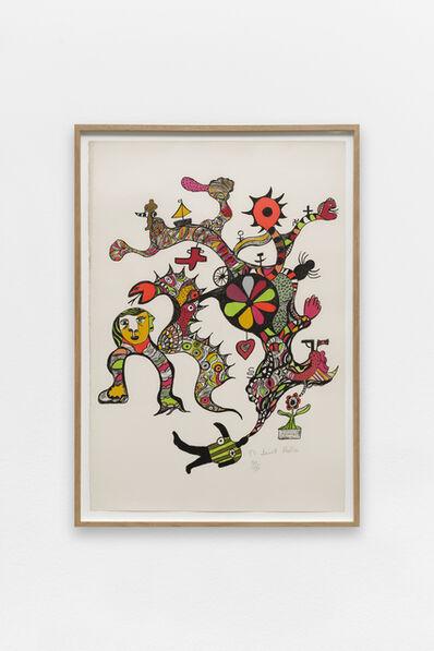 Niki de Saint Phalle, 'Dreaming the dream ', 1970