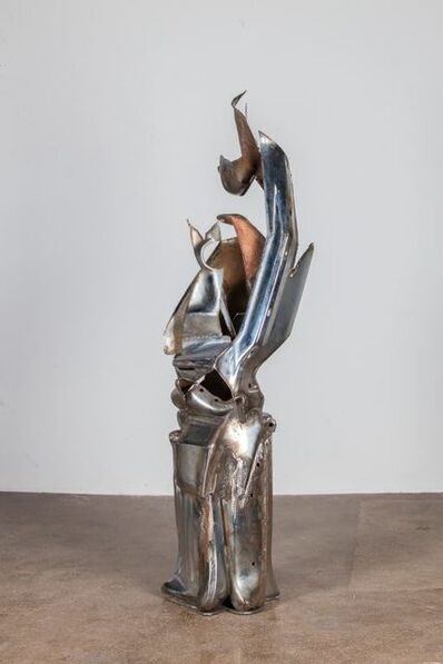 Richard Hunt, 'Minor Monument', 1964