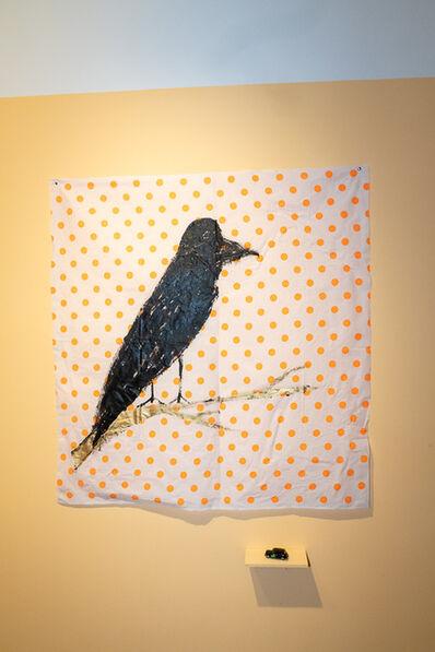 Jenny Watson, 'Blackbird', 2018