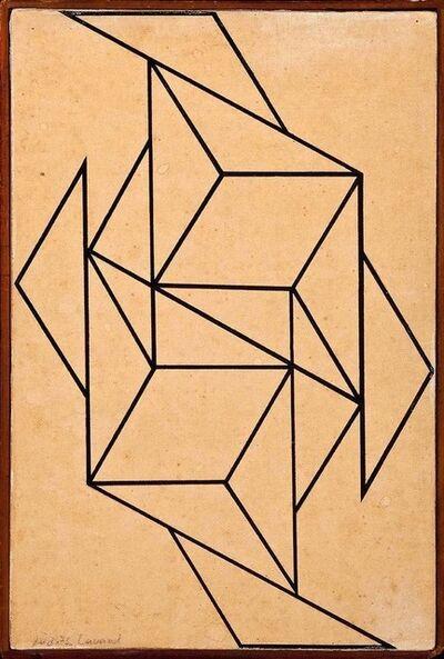 Judith Lauand, 'Desenvolvimento', 1960