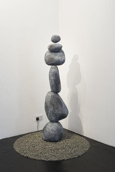 James Hopkins, 'Stoned Turn - Turned Stone', 2015