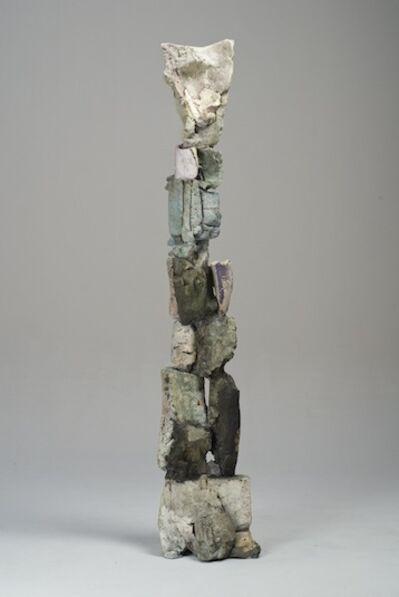 Stephen De Staebler, 'Segmented Figure Column III', 2008