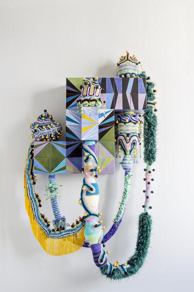 Joana Vasconcelos, 'Psychedelic Furs', 2015