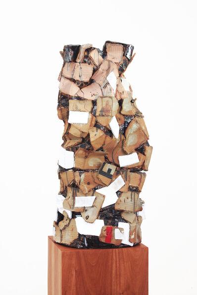 Rodrigo Torres, 'Pedra, papel e tesoura', 2018