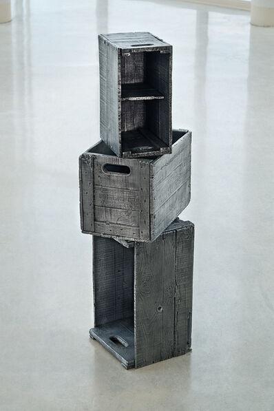 Zeke Moores, 'Wooden Crates', 2012