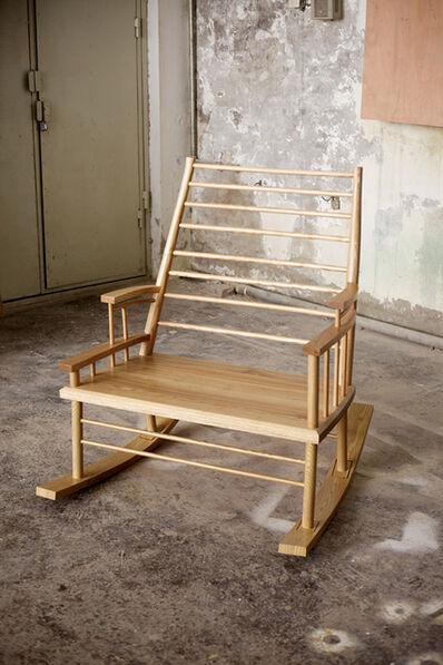 Trent Jansen, 'Chinaman's File Rocking Chair', 2013