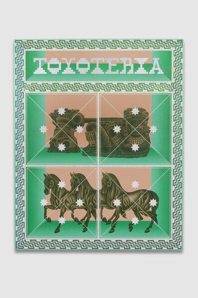 Jaime Muñoz, 'Toyoteria', 2020
