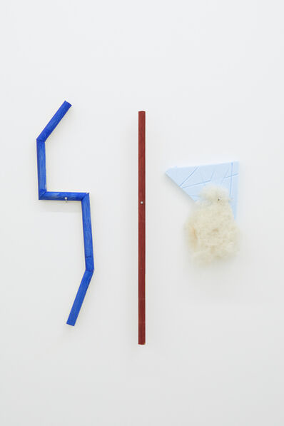 Richard Tuttle, 'A long, long time--    whoa!', 2018