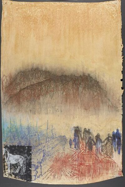 Irving Petlin, 'The Doors', 2015