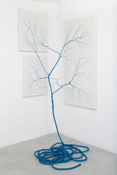 Janaina Mello Landini, 'Ciclotrama 34 (impregnation)', 2015