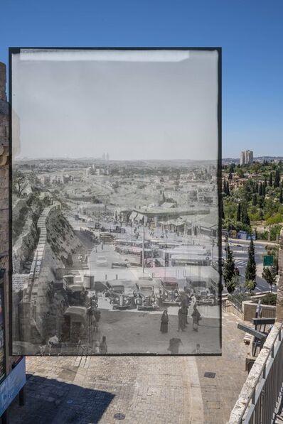Jack Persekian, 'Above Jaffa Gate', 2019