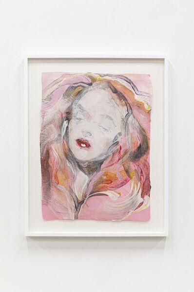 Natalie Frank, 'Woman, Eyes Closed II', 2019