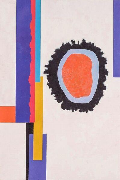 Patrick Burke, 'Orange Two', 1964