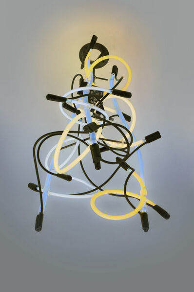 Keith Sonnier, 'The European (Chandelier Series)', 2009