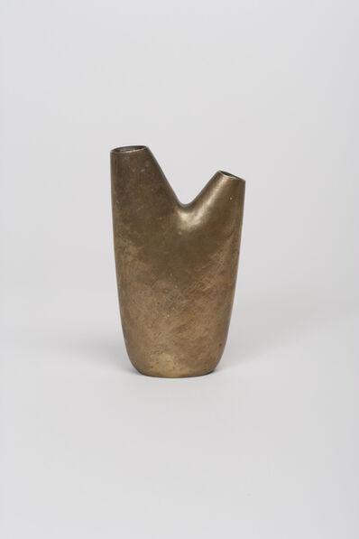 Carl Auböck, 'Brass Vase', 1950s