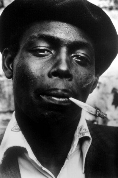 Colin Jones, 'The Black House, smoking close up, Holloway Road, London ', 1973 -1976