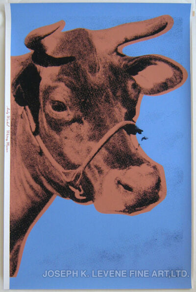 Andy Warhol, 'Cow (F&S II. 11A)', 1971