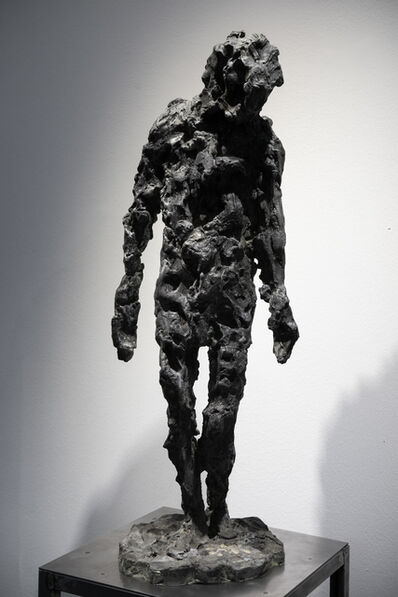Jørgen Haugen Sørensen, 'The Unwanted (man)', 2018