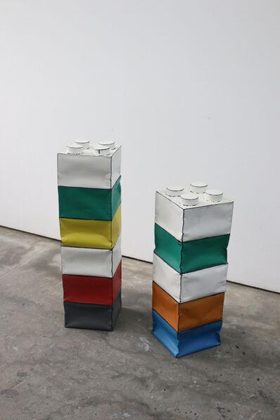 Johan De Wit, 'Lego', 2019