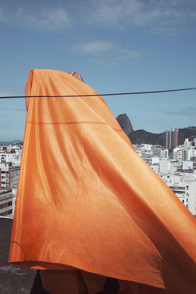 Stefanie Moshammer, 'Favela Ghost Or Pão De Açúcar, Rio de Janeiro', 2016