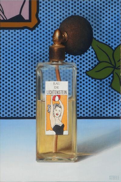 Ben Steele, 'Eau De Lichtenstein', 2019