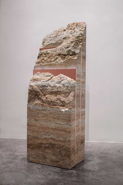 Elena Damiani, 'Rude Rocks N6', 2015