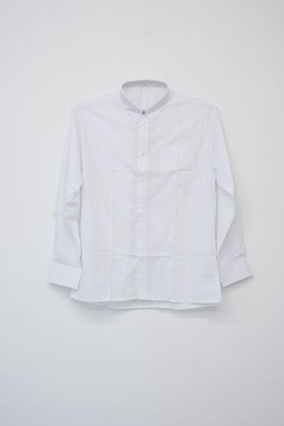 Wilfredo Prieto, 'Shirt without button', 2019
