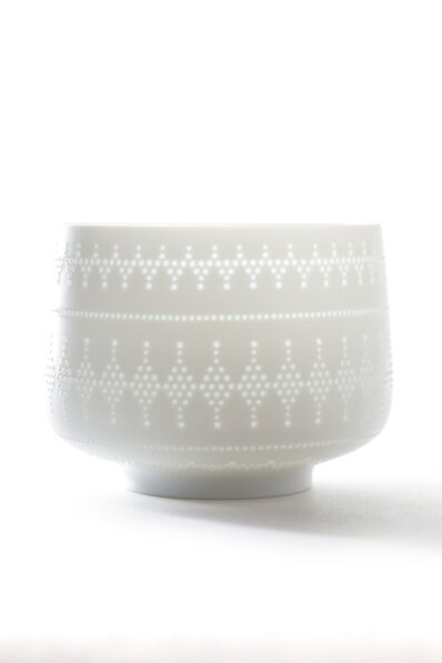 AKIO NIISATO, 'Luminescent tea bowl', 2018