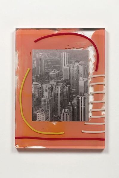 Elad Lassry, 'Untitled (Skyscrapers) A', 2014