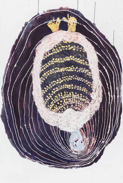 Portia Zvavahera, 'Kubuda Mudumbu Rinerima (Rebirth from the Dark Womb)', 2019