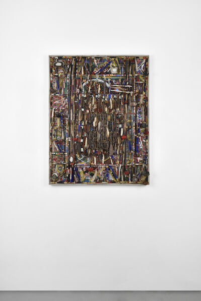 Pierre Yves Bohm, 'Peinture objet', 1985 / 2016