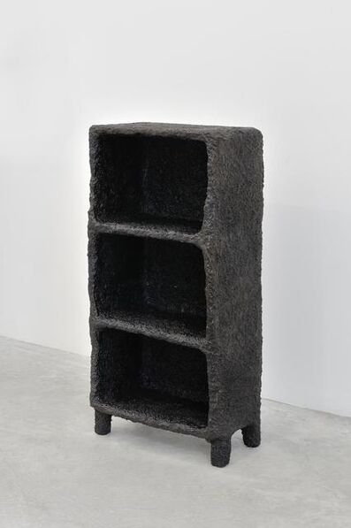 Max Lamb, 'Bronze shelf', 2014