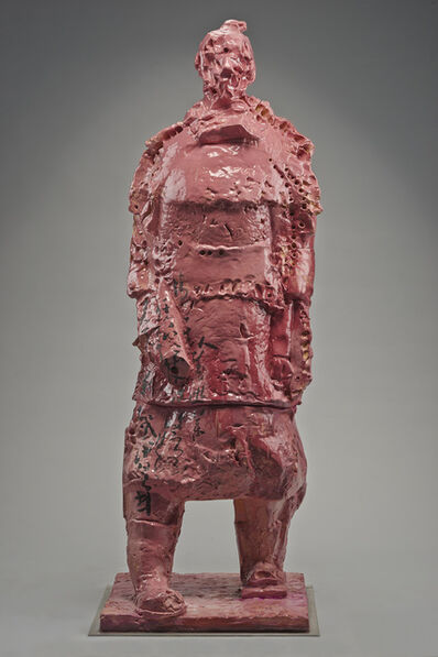 Wanxin Zhang, 'Pink Warrior', 2013
