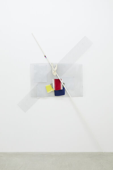 Richard Tuttle, '--that's the beautiful                                 thing', 2018