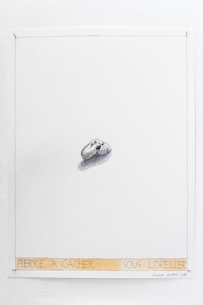 Nikita Alexeev, 'Stones (6)', 2016