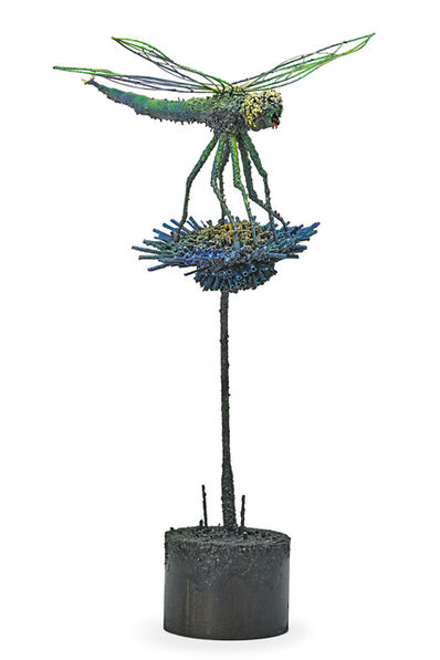 James Bearden, 'Dragonfly sculpture', 2017