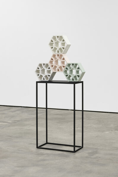 "Nevin Aladağ, '""Jali Spinner 1""', 2018"