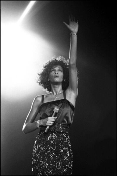 David Corio, 'Whitney Houston, Wembley Arena, London, UK ', 1988