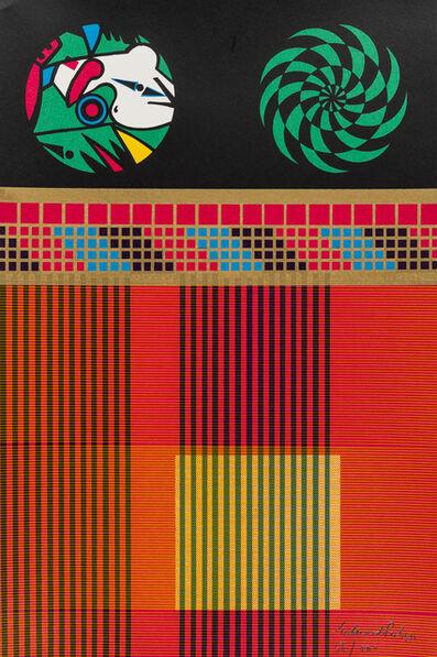 Eduardo Paolozzi, 'Memory Core Units', 1967