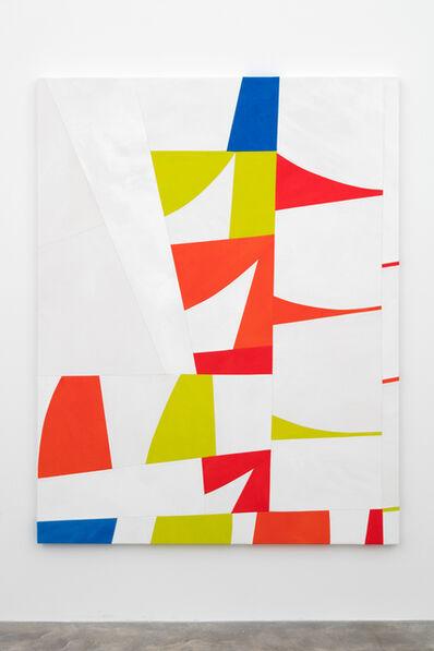 Sarah Crowner, 'Sliced Stems 2', 2016
