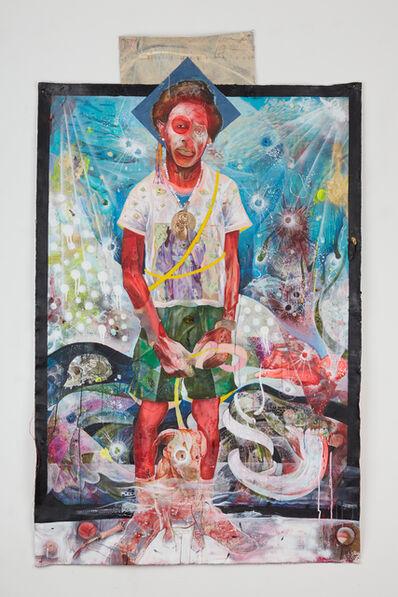 Lavar Munroe, 'No Weapon Formed Against You Shall Prosper', 2020