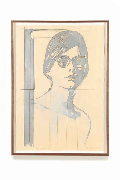 Giosetta Fioroni, 'Untitled', 1970