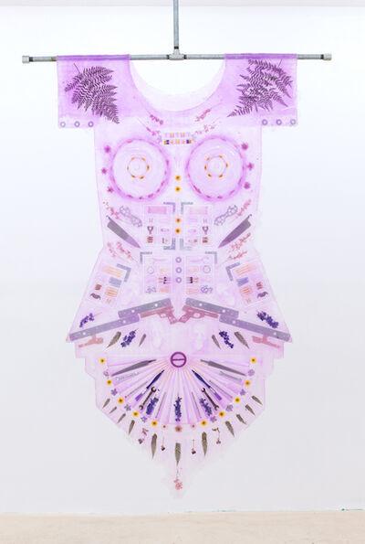 Amy Brener, 'Flexi-Shield (Eostra)', 2019