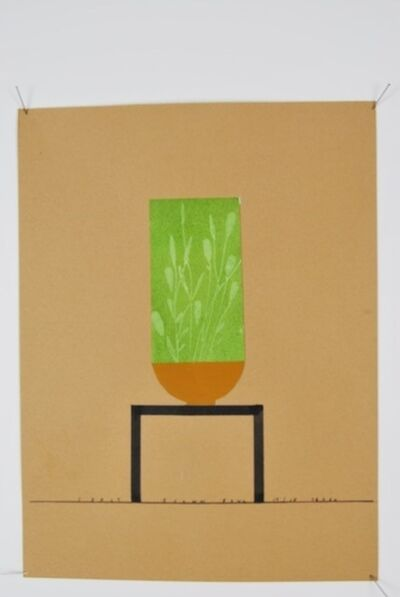 Stephen Daly, 'Brown Bowl 10/15 78620', 2015