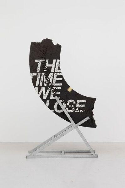 Ivan Argote, 'Excerpt: The Time We Lose', 2015