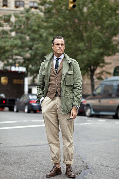 The Sartorialist, 'Untitled, New York', 2005-2013